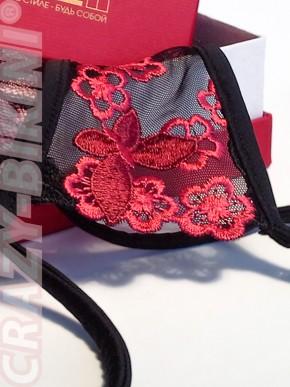 Трусики Красная бабочка
